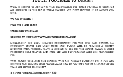 Guardians Football at IBW – Youth Football Is Back