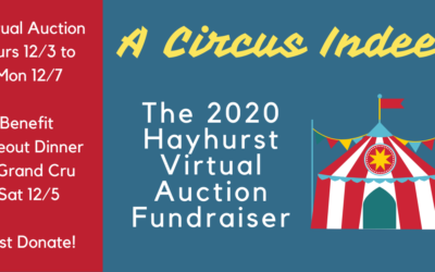 Virtual Auction and Restaurant Night to Support Hayhurst Elementary