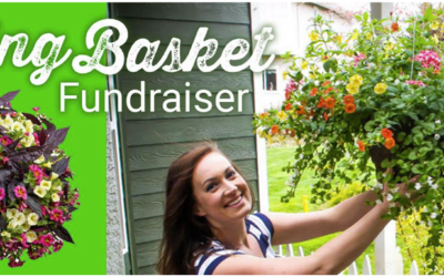 Hayhurst Annual Hanging Basket Fundraiser – Orders Due Monday April 5th – Thanks for Your Support