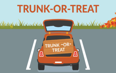 Trunk of Treat 2021 Is Coming – Oct. 29 4:30-6:30 PM at Vermont Hills Church Parking Lot