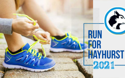 Coming Soon: Run for Hayhurst 2021