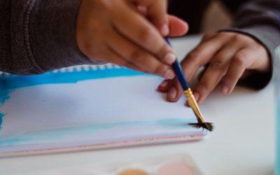 Sketchbooks for Art Class